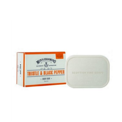 The Scottish Fine Soaps Body Bar