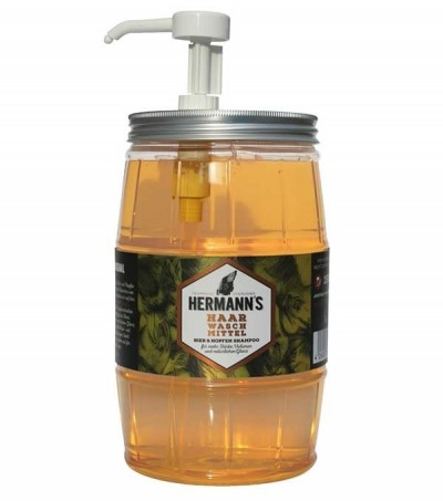 Hermann´s Beer Shampoo Barber Size