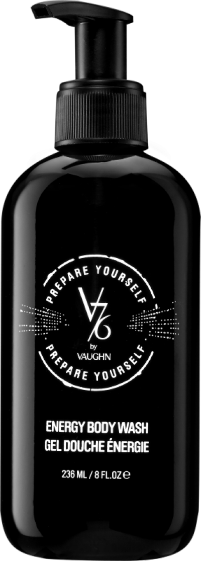 V76 by VAUGHN Energy Body Wash