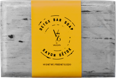 V76 by VAUGHN Detox Bar Soap