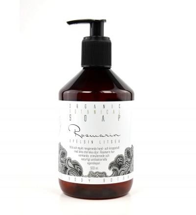 Kaliflower Organics Body Wash Rosmarin 500ml