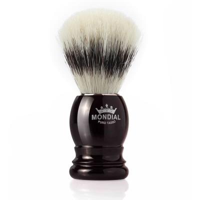 Mondial Basic Shaving Brush Pure Bristle, Black