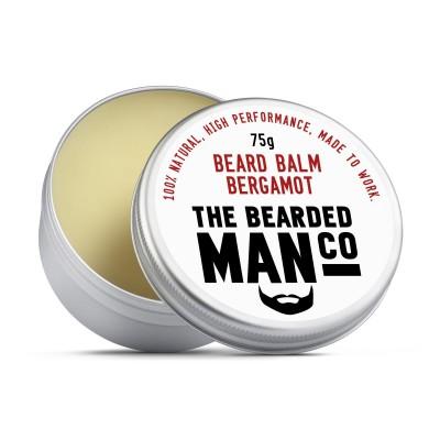 The Bearded Man Company Beard Balm Bergamot