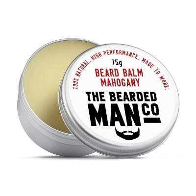 The Bearded Man Company Beard Balm Mahogany