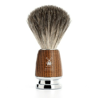 Mühle Rytmo Shaving Brush Pure Badger, Ash