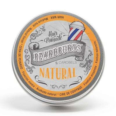 Beardburys Hair Pomade Natural 100ml