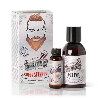 Beardburys Beard Color Shampoo Light Brown
