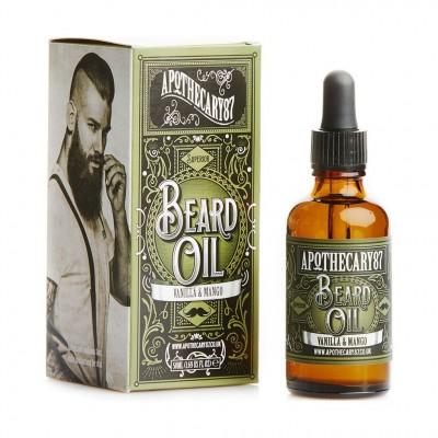 Apothecary 87 Vanilla & MANgo Beard Oil 50 ml