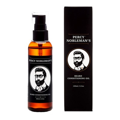 Percy Nobleman Beard Conditioning Oil Fragrance Free