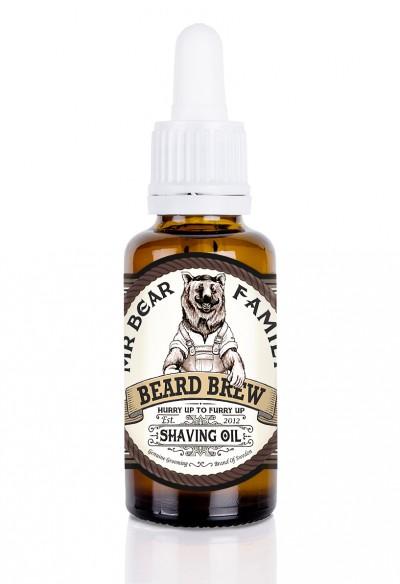 Mr Bear Shaving Oil