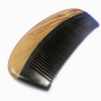 Beardilizer Buffalo Horn Beard Comb
