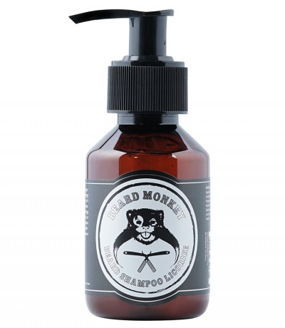 Beard Monkey Beard Shampoo Licorice