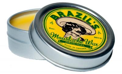 Brazil's Moustache Wax