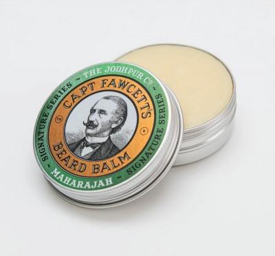 Captain Fawcett Beard Balm Maharajah