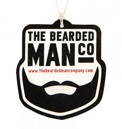 The Bearded Man Company Car Air Freshener