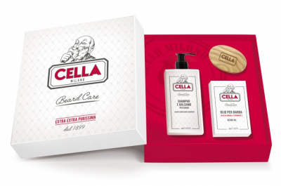 Cella Beard Gift Set