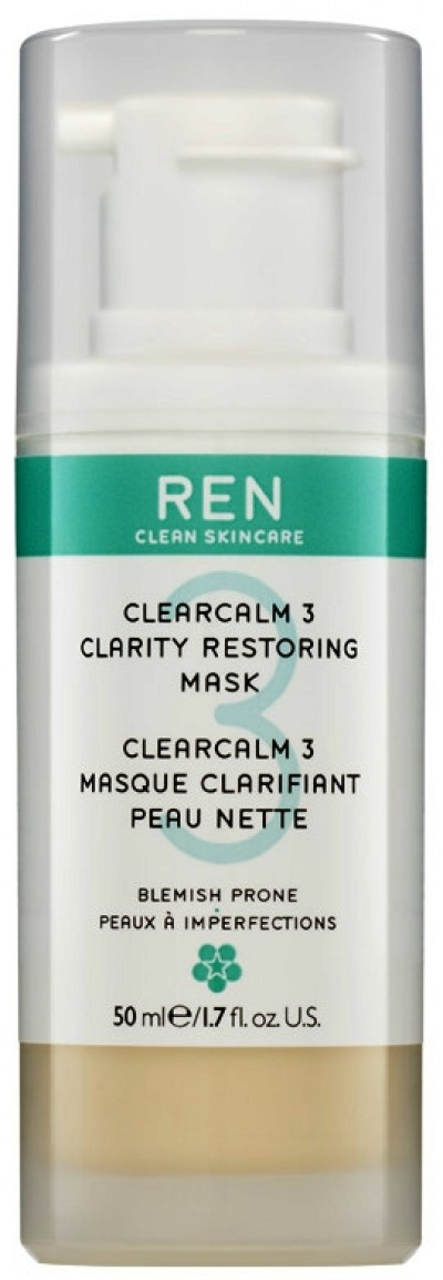 REN Clearcalm3 Clarity Restoring Mask