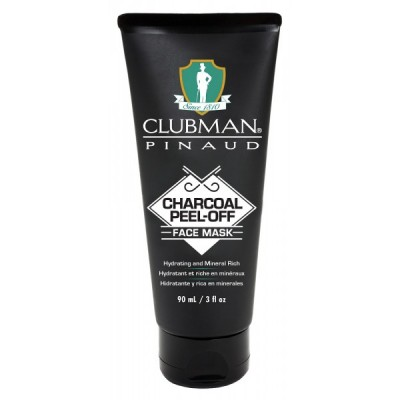 Clubman Charcoal Peel-Off Mask