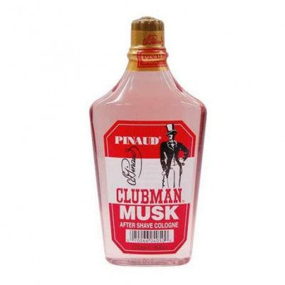 Clubman Pinaud Musk After Shave Cologne 177 ml