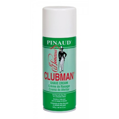 Clubman Pinaud Shave Foam Can 340 ml