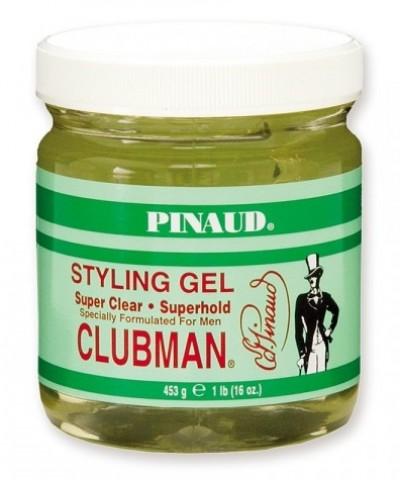 Clubman Pinaud Super Hold Gel Jar