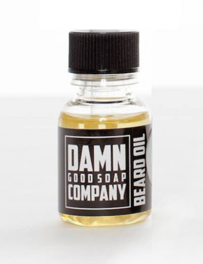 Damn Good Soap Company Beard Oil Original mini