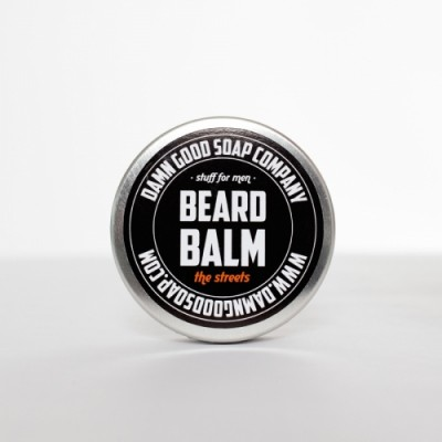 Damn Good Soap Company Beard Balm The Streets