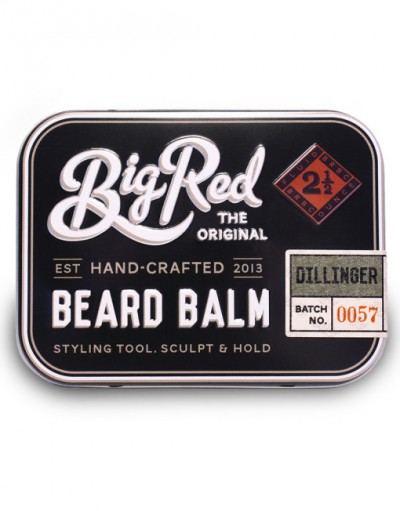 Big Red Beard Balm - Dillinger 75 ml