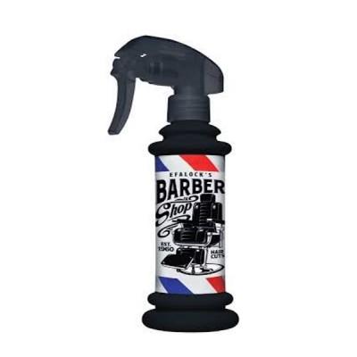 Efalock Spray Bottle Barber, black