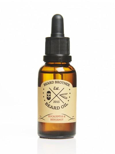 Beard Brother Beard Oil Eucalyptus & Bergamot
