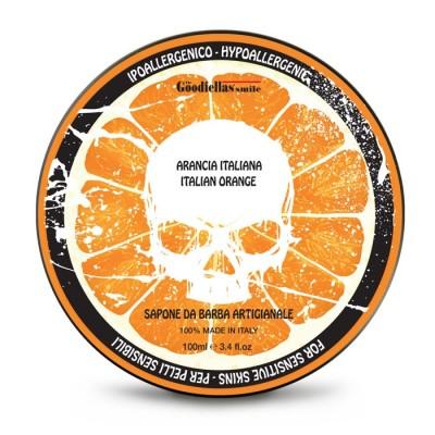 The Goodfellas' Smile Italian Orange Traditional Shaving