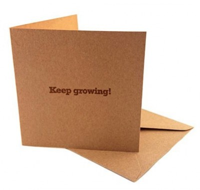 Gift Card - Keep Growing
