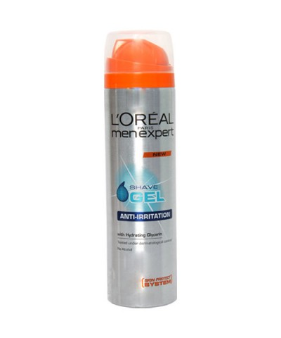 L'Oréal Men Expert Anti-irritation Skin Caring Shaving Gel