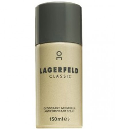 Lagerfeld Classic for Men Antiperspirant Deodorant Spray