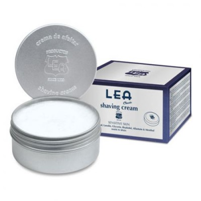 LEA Classic Shaving Cream in Jar
