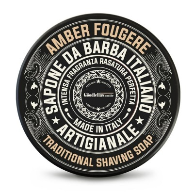 The Goodfellas' Smile Loop Traditional Shaving Soap