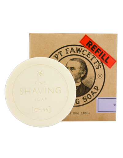 Captain Fawcett Shaving Soap Refill