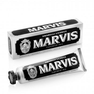 Marvis Amarelli Licorice Tandkräm 25 ml