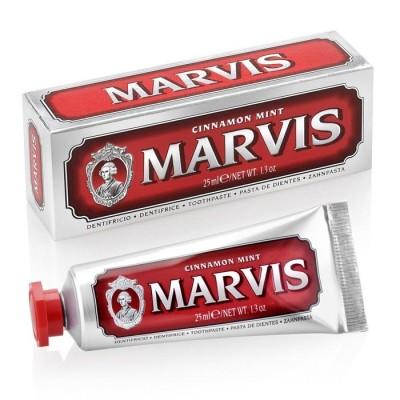 Marvis Cinnamon Mint Tandkräm 25 ml