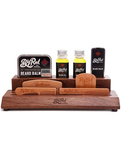 Big Red Beard Combs Master Kit