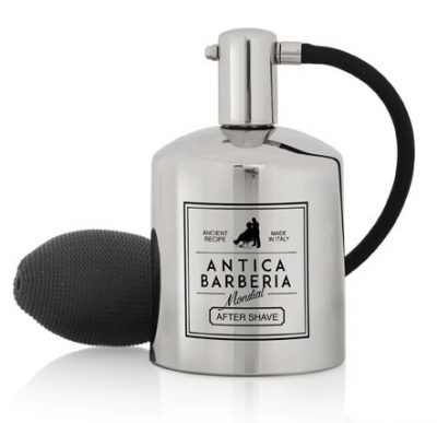 Mondial Antica Barberia Luxury Chromed Atomizer