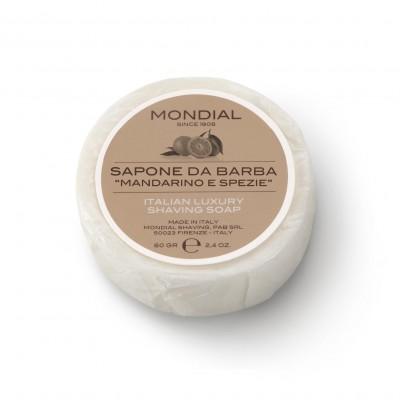 Mondial Classic Shaving Soap Mandarino e Spezie