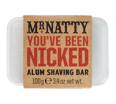 Mr Natty You've Been Nicked Alum Bar
