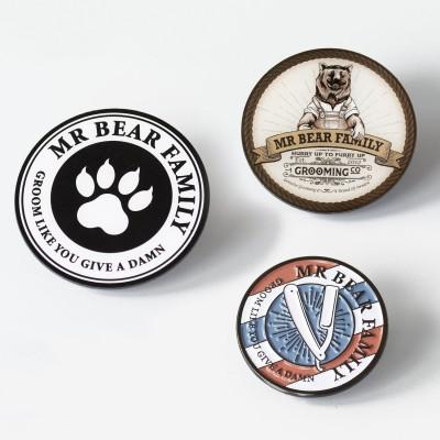 Mr Bear Pins