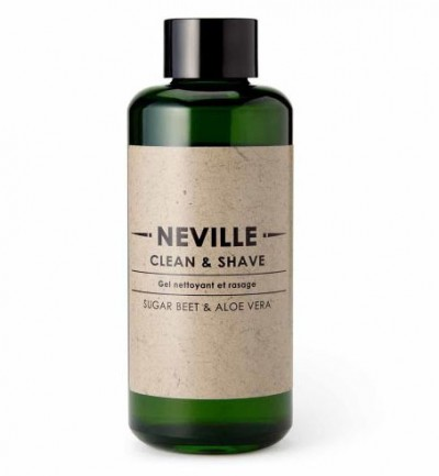Neville Clean and Shave