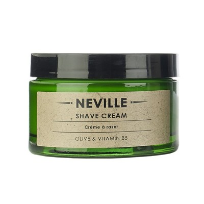 Neville Shave Cream Jar