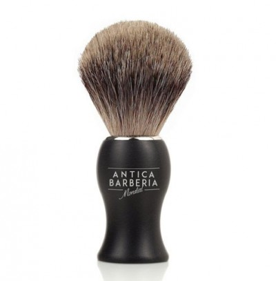 Mondial Panther Shaving Brush Silvertip