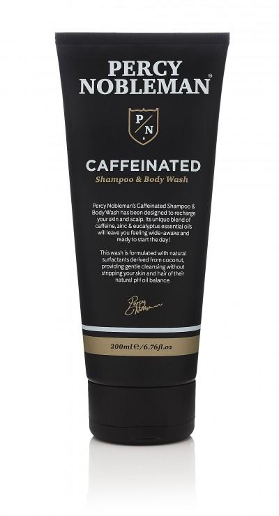 Percy Nobleman Caffeinated Shampoo & Body Wash