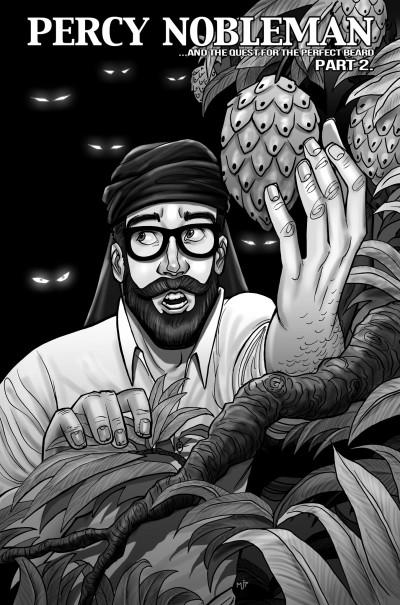 Percy Nobleman Comic Book (Part 2)