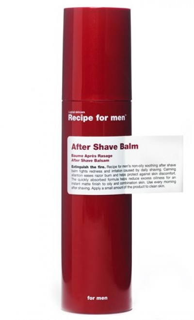 Recipe for Men After Shave Balm